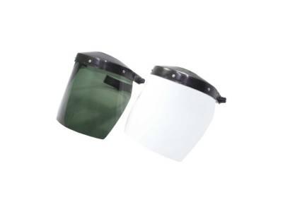 Protetor Facial Incolor/Verde