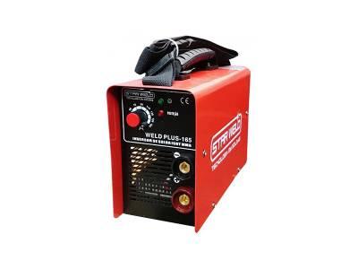 Maquina Solda Star Weld Plus 165 110/220 volts