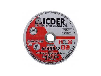 Disco de Corte Icder